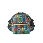 Designer Inspired Pucci Backpack for Dogs