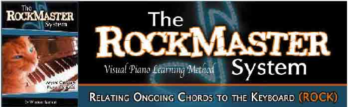 Logic Of Piano Accompaniment by Rockmaster System