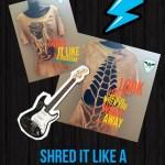 Shred it like a rockstar!