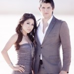 American Idol Alumni Jasmine Trias and British Vocalist Ben Stone