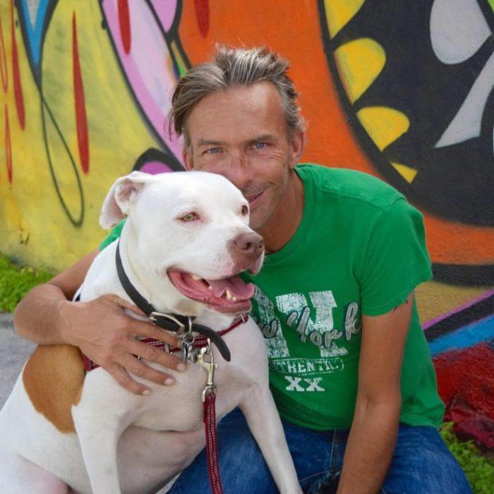 Bernard Lima-Chavez Dog and His Boy Blog