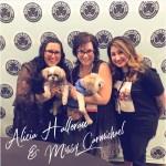 Alicia Halloran Missy Carmichael fluff dog crew bodies eyes say good night Gracie sam Ratcliffe vegas rock dog radio interview