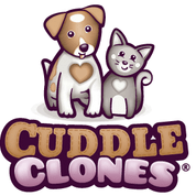 Cuddle Clones a custom product that looks just like your pet