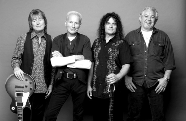 UFO Set to Kick Off 2012 North American Tour The Rock