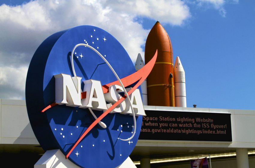 The 'Rockstar' Goes to NASA