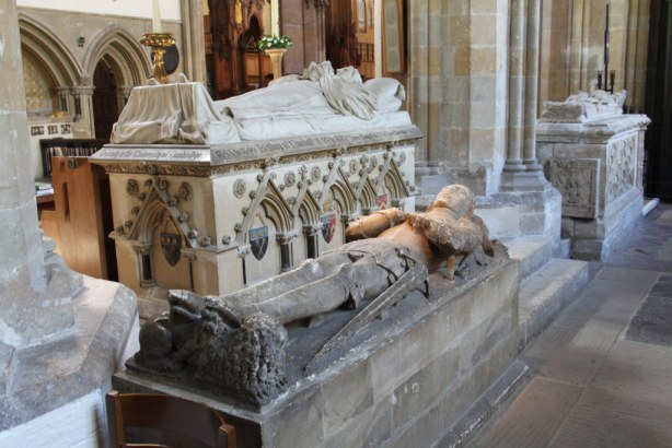 Speaking with the Dead: Exhibition in Exeter Cathedral
