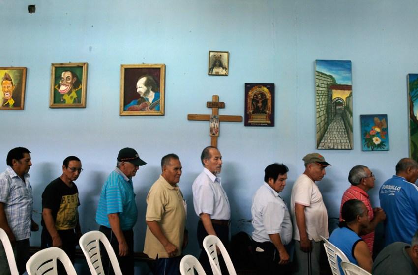 Peru's Elderly Inmates