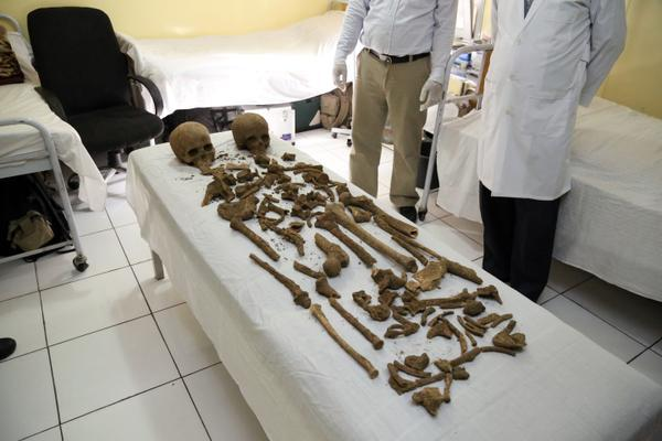 Skeletons found under Afghan Presidential Palace. What Happens Next?
