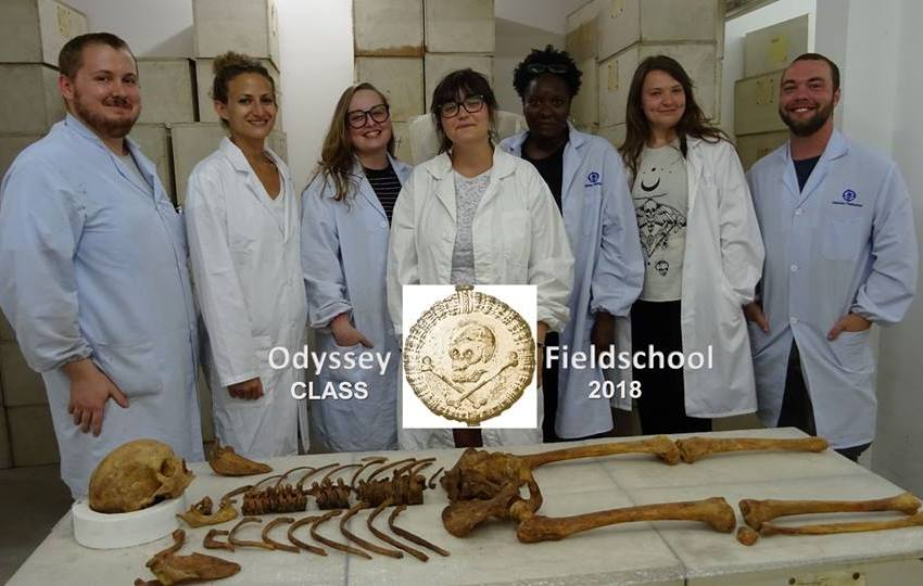 How I Spent My Summer Vacation: Forensic Anthropology In a Cypriot Ossuary