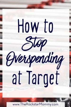 How to Stop Overspending at Target