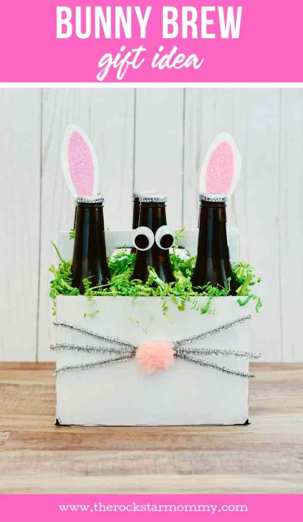 Bunny Brew Easter gift idea - TheRockstarMommy.com