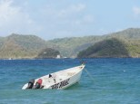 Tobago's North coast with the occasional retreat of Ian Flemming, author of James Bond novels.
