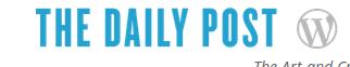 Daily Prompt: Progress