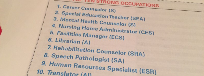I Went to a Career Counselor to Find Out I Should Become a Career Counselor