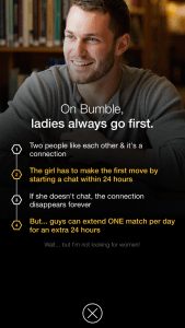 Bumble dating gay