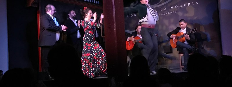 A Flamenco Dinner Date at Corral De La Moreria