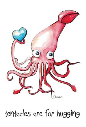I Love Squid