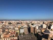 Valencia from El Miguelete