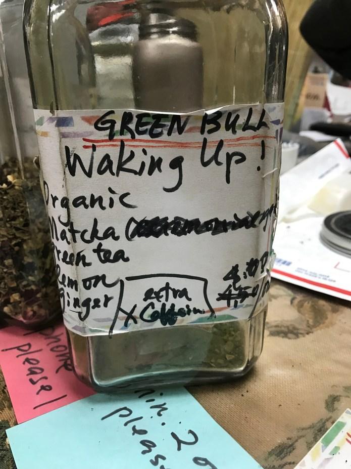 Green Bull