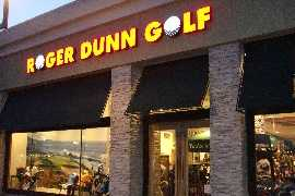 Roger Dunn Golf Stockton Store