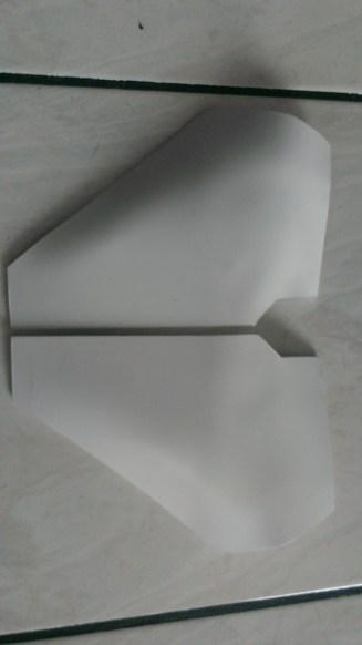 Sabine Wren helmet build chest
