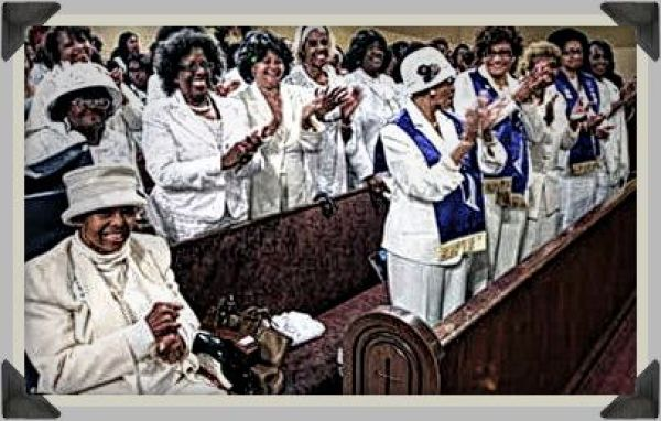 Photo from gallery of the First African Methodist Episcopal Church of Los Angeles.
