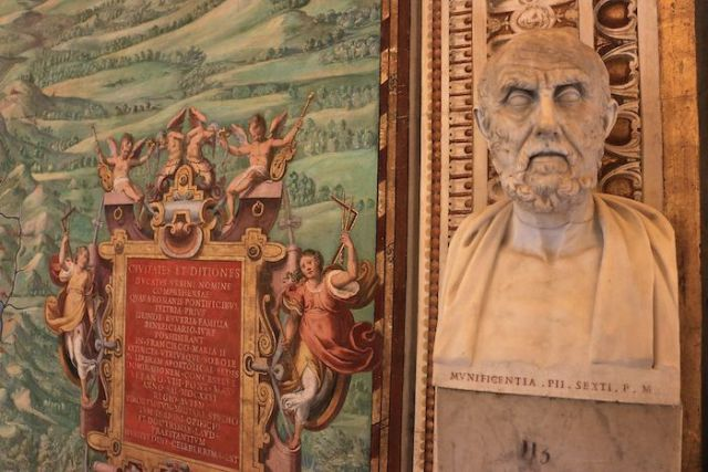 galerie de l'histoire des cartes