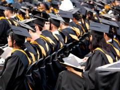 Graduate unemployment falls