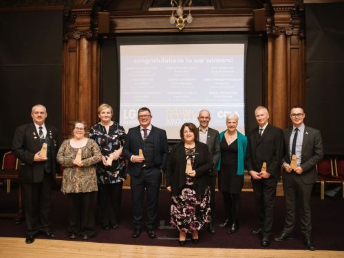 Councillors' community impact recognised