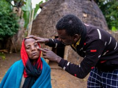 New nurses save sight in Ethiopia