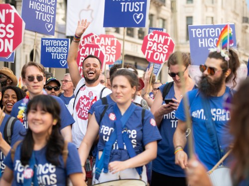 Leading campaigners join HIV charity