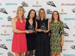 Child bereavement film wins national award
