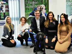 Support Dogs scheme gets boost