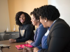 Call for more women trustees
