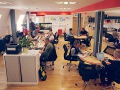 Edinburgh coworking space starts local and goes global
