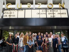 Arts sector celebrated for tackling climate change