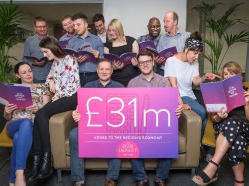 Yorkshire social enterprise adds £31m to regional economy