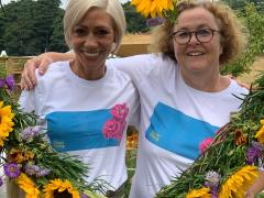 Dianne Oxberry Trust launches t-shirt fundraiser