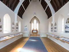 New exhibition launched at Romford Cemetery