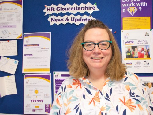 Gloucester support worker performs lifesaving first aid
