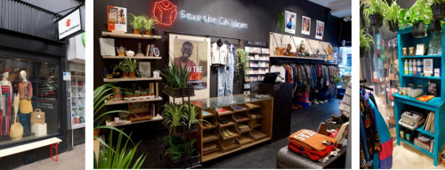 Save the Children charity shops celebrate profit boom