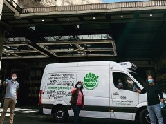 Food charity delivers 1 million meals to London needy in 6 weeks