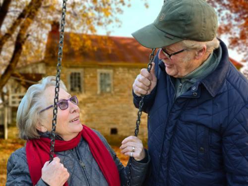 Healthy eating in older age