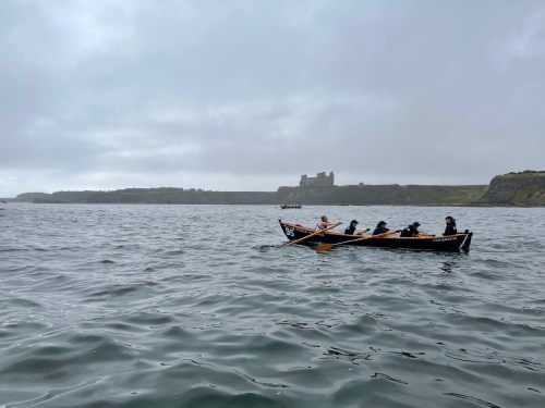 Community rows 500 miles and is set for 500 more