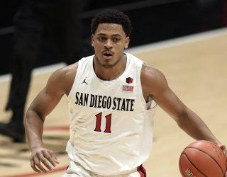 Sumber: Matt Mitchell dari SDSU telah menyewa seorang agen, yang diumumkan untuk NBA Draft 2021