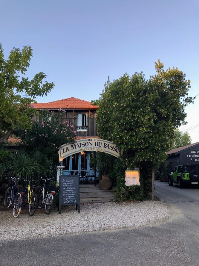 La Maison du Bassin, tout le charme du Cap Ferret
