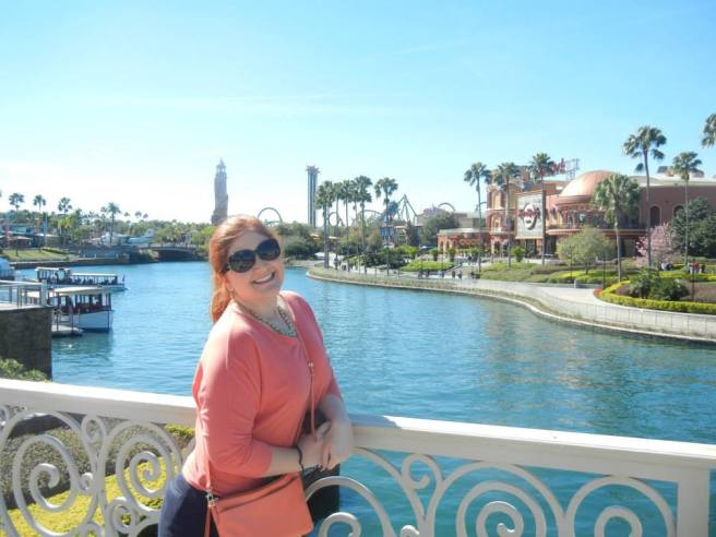 Universal Orlando | The Rose Table Travels