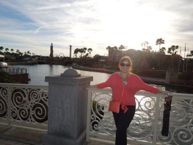 Universal Orlando Dining Review | The Rose Table