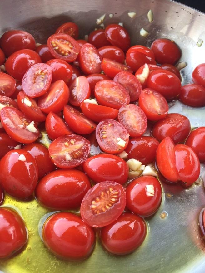 Tomato Prep   The Rose Table