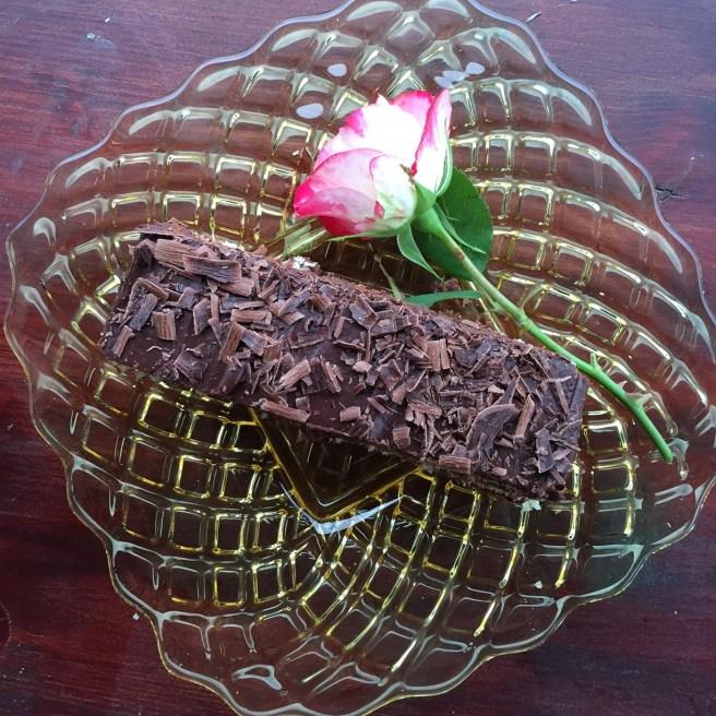 The Rose Table | Opera Cake Recipe